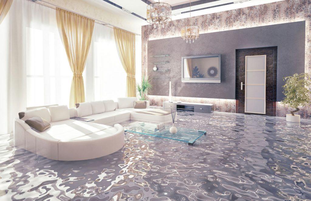 Что делать если затопили квартиру?